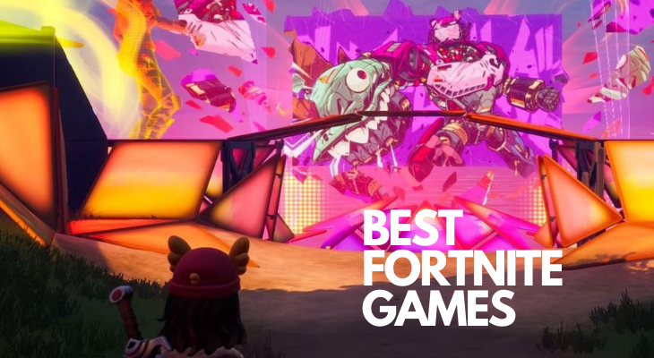 Best Fortnite Games