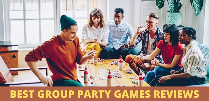 Best Group Party Games Reviews