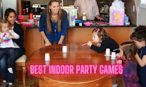 Best Indoor Party Games Reviews