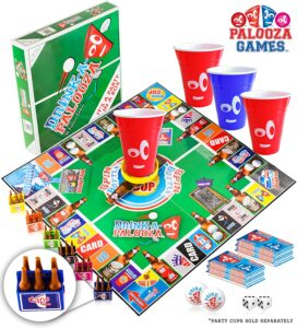 DRINK-A-PALOOZA Board Games